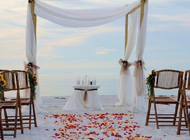 13 best Future beach wedding images on Pinterest Beach weddings