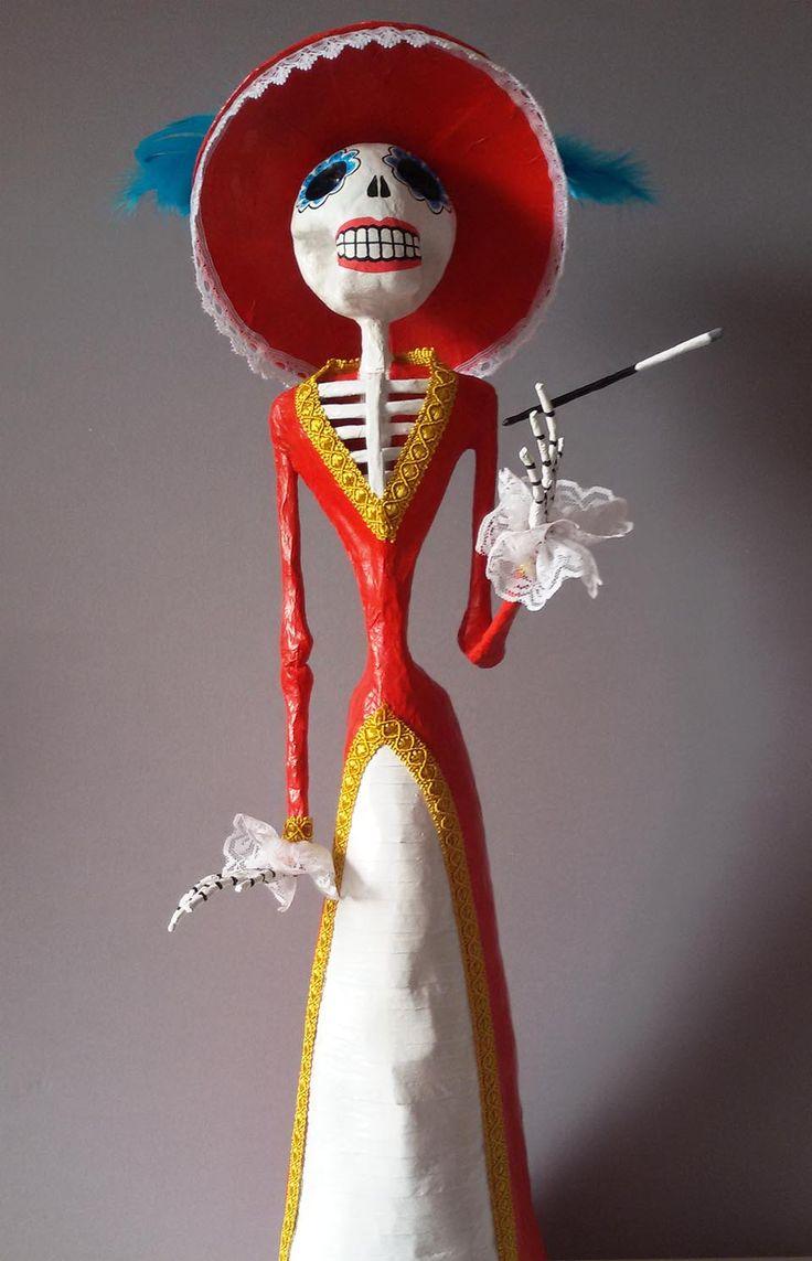 Mexican paper mache vintage judas sculpture folk art at 1stdibs - Folk Art Paper Mache