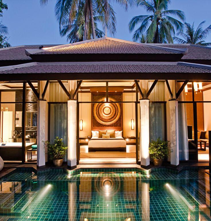 All villas have private infinity pools - Banyan Tree Samui - Ko Samui
