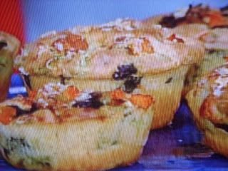 Cuochi per caso...o per forza!!: Muffin alle verdure di Anna Moroni