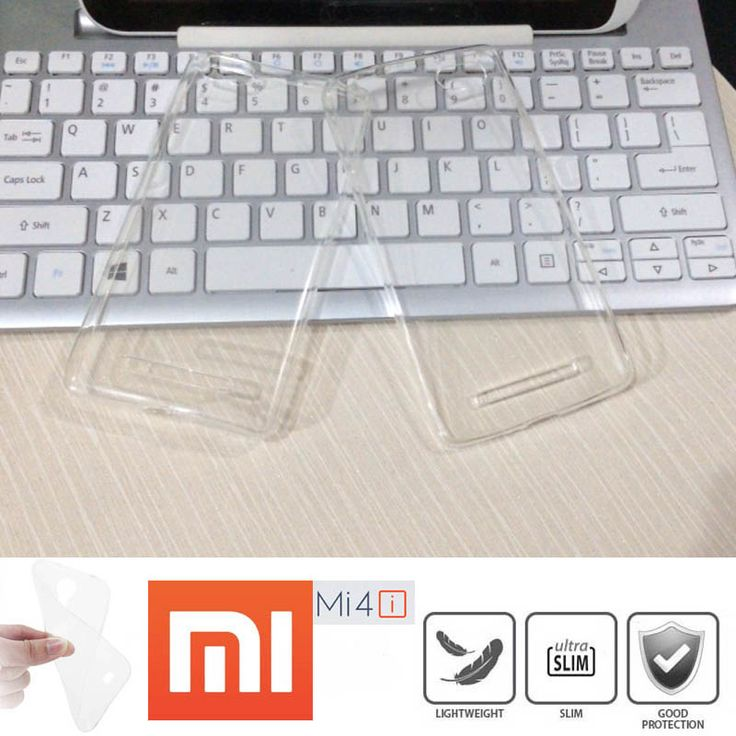 Xiaomi Mi4i TPU UltraThin Case 0.3mm - Rp 65.000 - kitkes.com