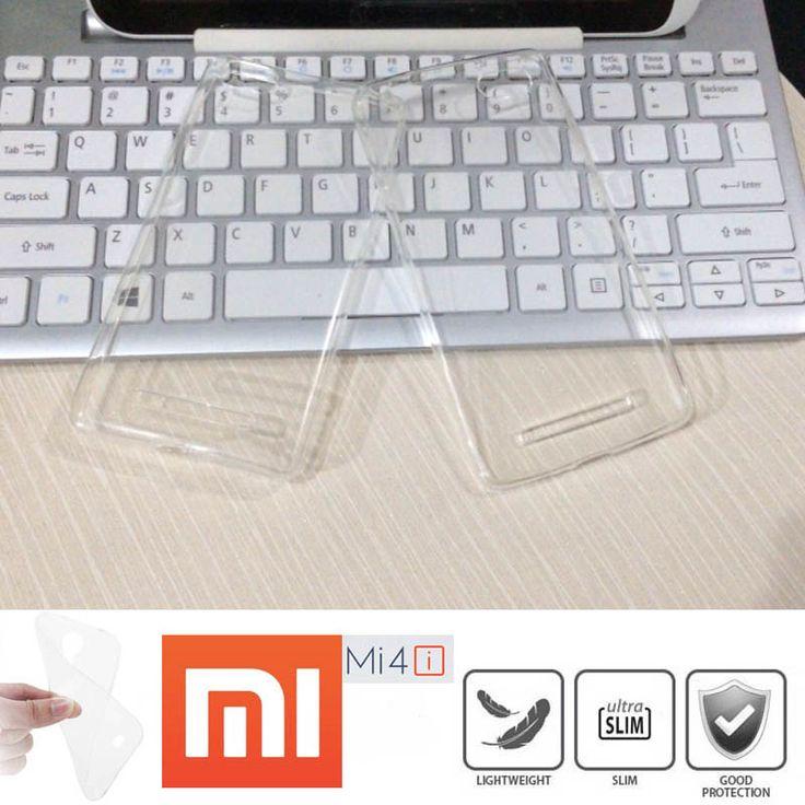 TPU UltraThin Case 0.3mm Xiaomi Mi4i - Rp 65.000 - kitkes.com