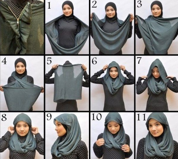 Do It Yourself Hijab Style