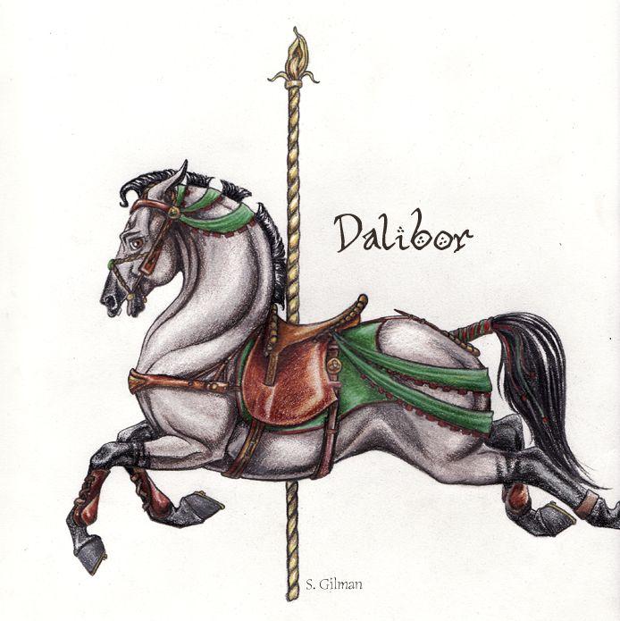 Contest Entry-Dalibor Carousel by lunatteo on DeviantArt