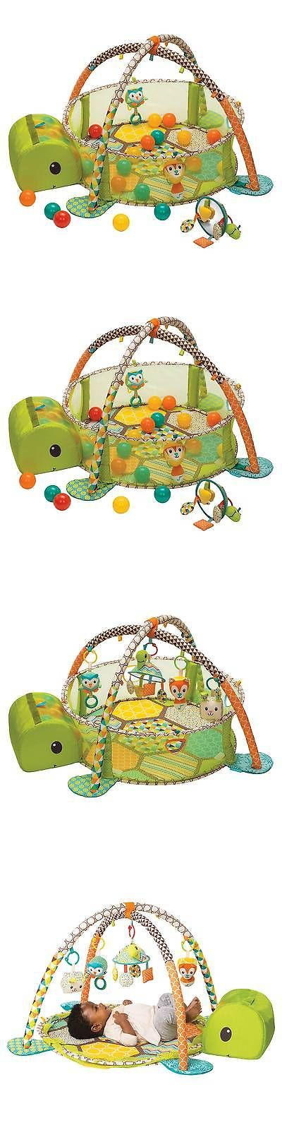 Baby Gyms and Play Mats 19069: Infantino Go Gaga Activity Gym And Shape Sorting Ball Pit -> BUY IT NOW ONLY: $59.99 on eBay!