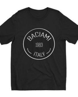 Baciami Vinatge Short sleeve men's t-shirt
