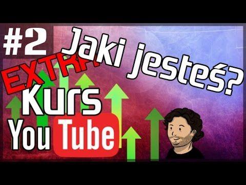 Kurs YouTube PODSTAWY 2 EXTRA - Q&A - Określ siebie - Kim jesteś? Jaki j...