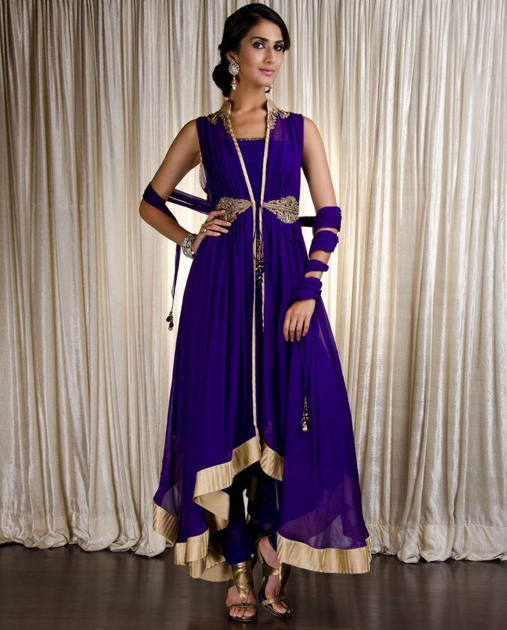 Indian Fashion: Salwar Khameez