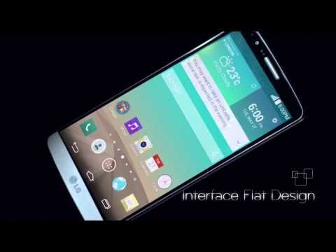 LG G3 - Présentation du nouveau smartphone LG - YouTube