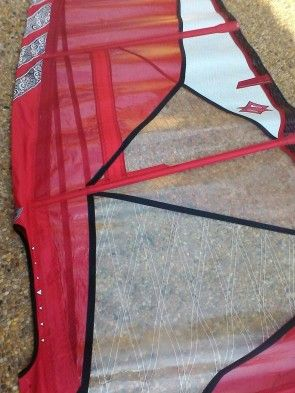 Naish Force 4.2 m² 2010 d'occasion