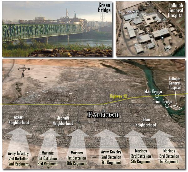 Fallujah Map Google Search