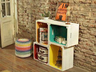 M s de 20 ideas incre bles sobre cajones viejos en pinterest - Manualidades con muebles viejos ...