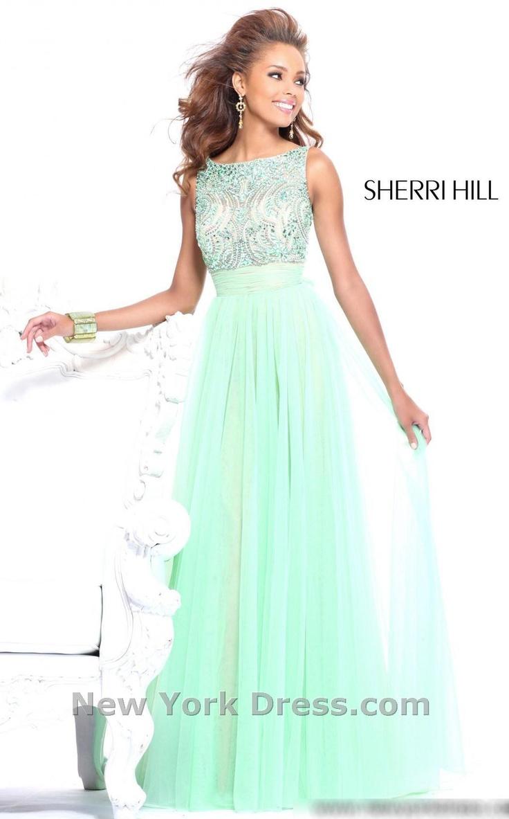 Mint green prom dresses cheap