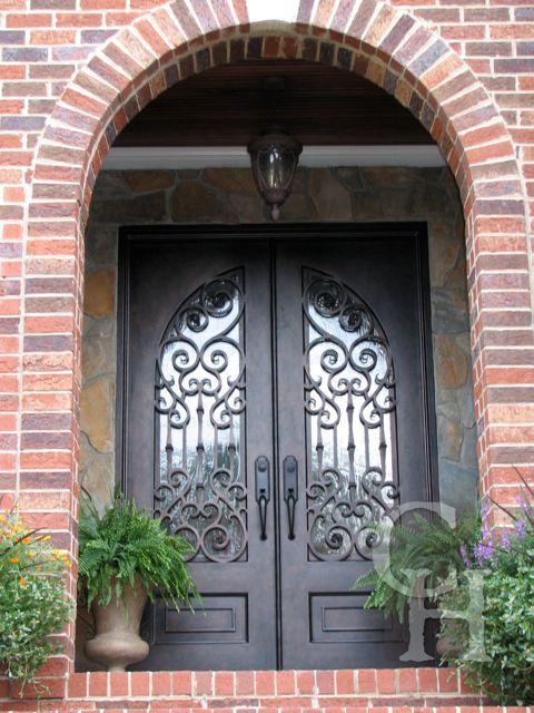 54 best doors images on pinterest wrought iron doors charlotte nc