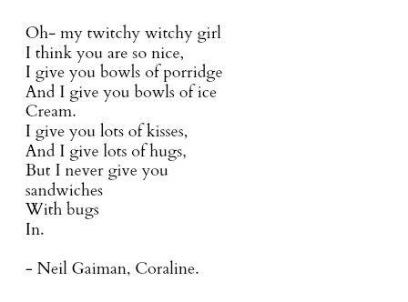 Coraline... my love xx<3xx -<3, Paige Palmer xx<3xx MyDarkHappyPlace PARADISE p.s. just one from my Burton obsession... xoxoxo