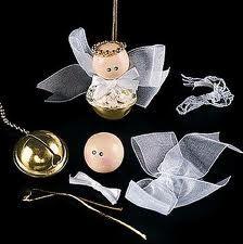 beads, bells, lace, ribbon