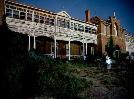 Decay Down Under: 7 Abandoned Wonders of Australia- st johns orphanage goulburn