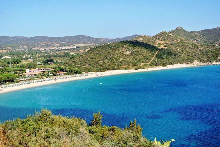 Villasimius - zuid Sardinie