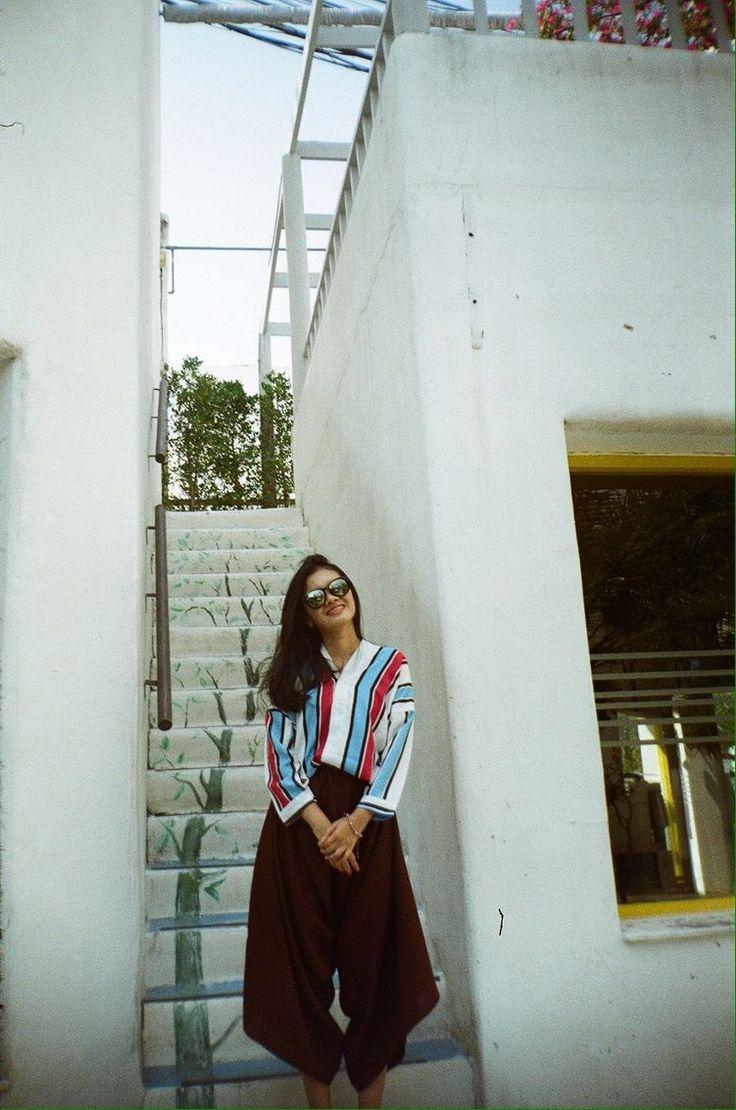 Name: Monica Naomi  Age: 19  Location: Santorini Park Height: 166 cm  Weight: 47 kgs  comilk.tumblr.com Instagram: monicanaomi98
