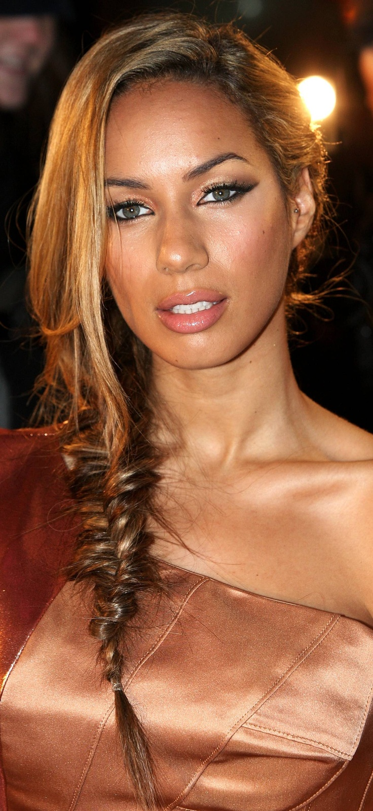 Leona Lewis=most likely my hair style for prom