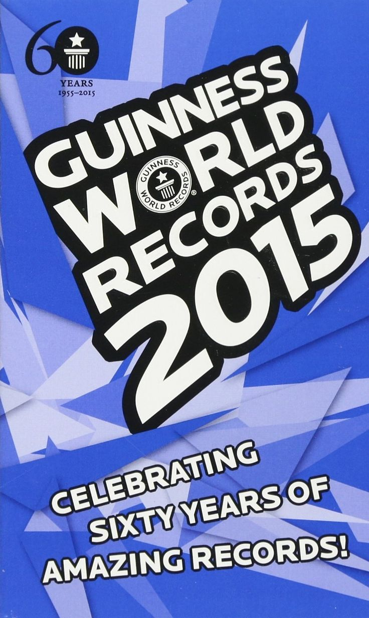 Guinness World Records 2015 Guinness World Records Reissue