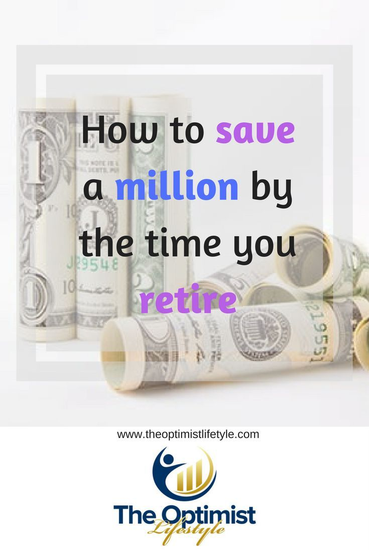 Want to know how to save a million dollars by the time you retire?  Then please read and follow this 5 step guide to supercharge your retirement goals.  #personalfinance #savemore #debt #investing #retirement