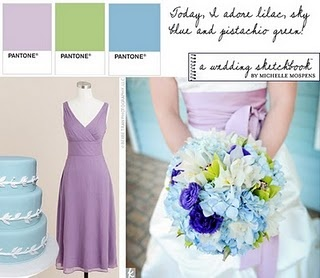 57 best purple and blue wedding colors images on pinterest for What color matches with purple