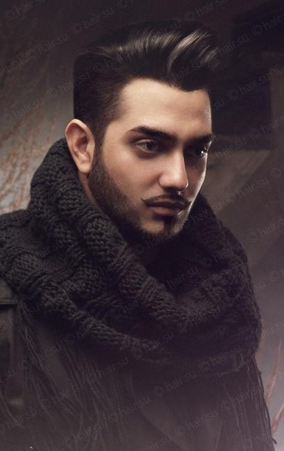 Mens Hairstyle @ http://www.haartrends.net/haarmode/2013/04/stoere-mannen-kapsels.html