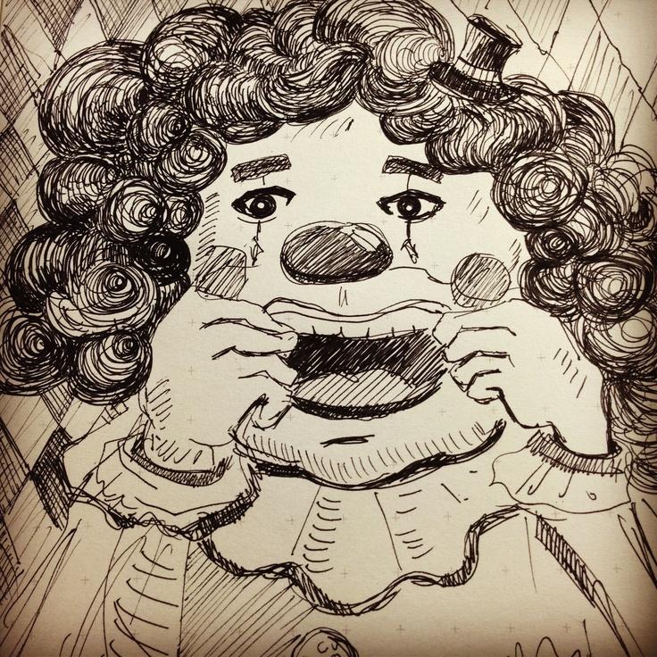 Clown www.siskafelicia.com