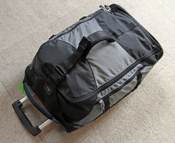 """Seth Kugel writes: """"How do you know when it's time to replace your carry-on bag? My boxy black Samsonite, circa 2003, was reaching the end of its road. I'm obviously not the kind of traveler who cares deeply about luggage. So I started from the beginning: What's the least you can pay for a bag that looks decent and can take some serious abuse? Hard, soft, or duffel? What pockets are right for me? And do I need a spinner wheels?"""""""