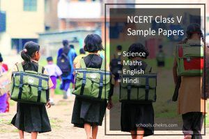 NCERT Sample/ Model Question Paper for Class 5- Science, Maths, English, Hindi