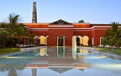 Hacienda Temozon, Yucatan Peninsula, Mexico - Mr & Mrs Smith