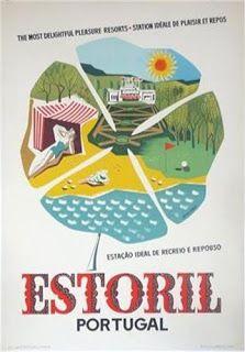 the most delightful pleasure resorts - situation idéale de plaisirs et repos estação de recreio e repouso estoril portugal | 20agetravel por...