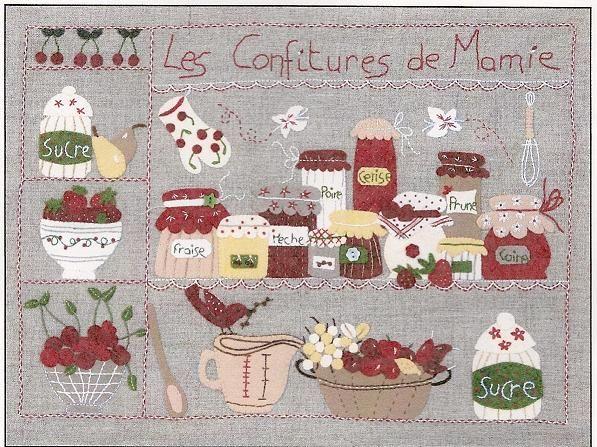Kits de L'Atelier d Isabelle  Les Courmandises de Camille  29€    Dans mon salon  22€    Il est 4 hours  22€     En famille  22€ ...