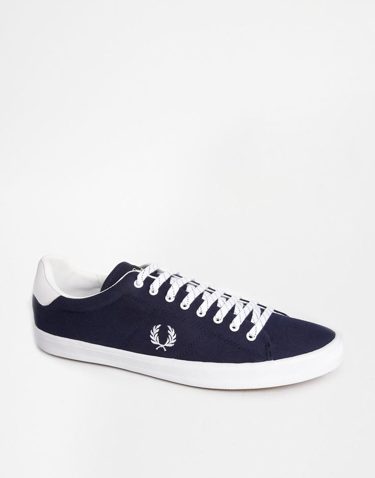 Fred Perry Howells Twill Trainers