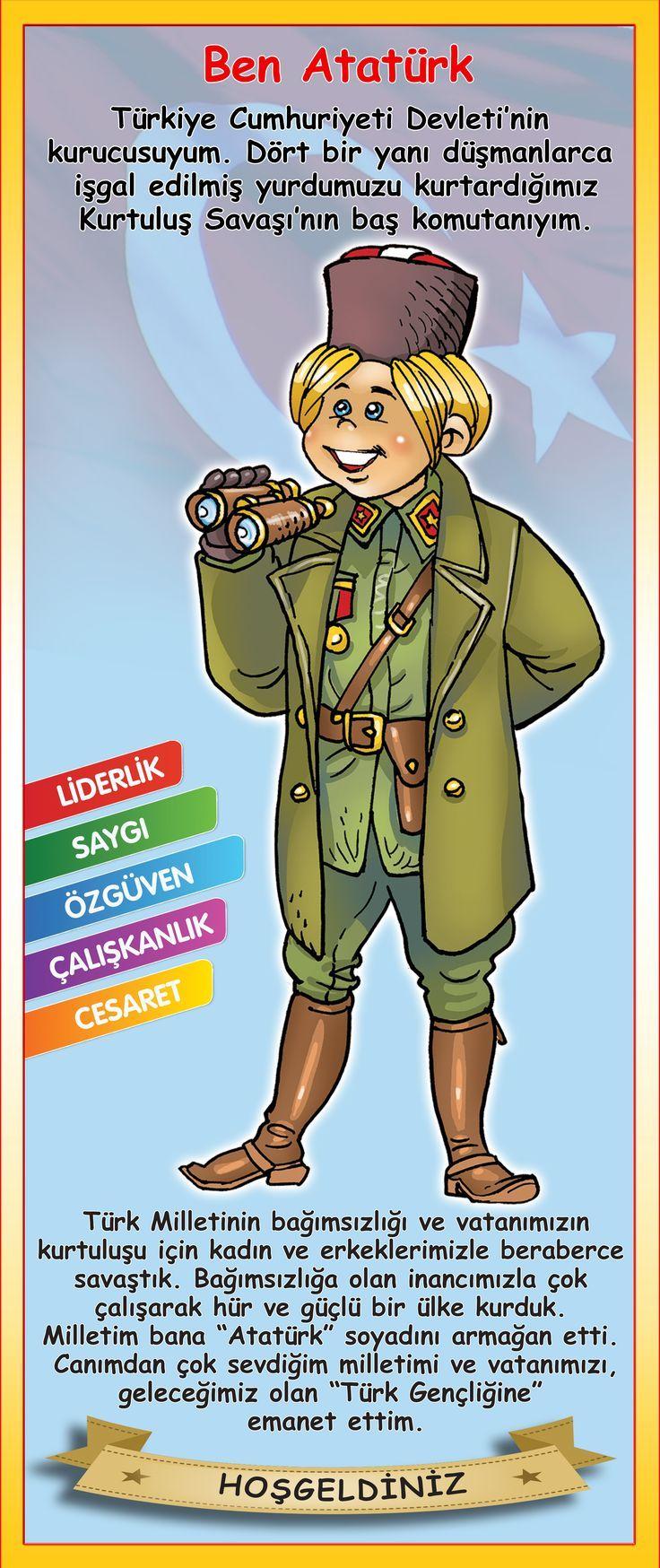 Mustafa Kemal Atatürk [] #