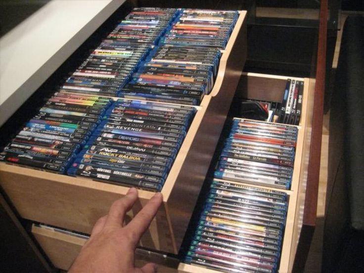 Blu-ray storage racks - Page 2 - Blu-ray Forum
