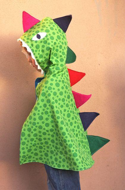 Dinosaur Cape   Fabric'ate, Flikr