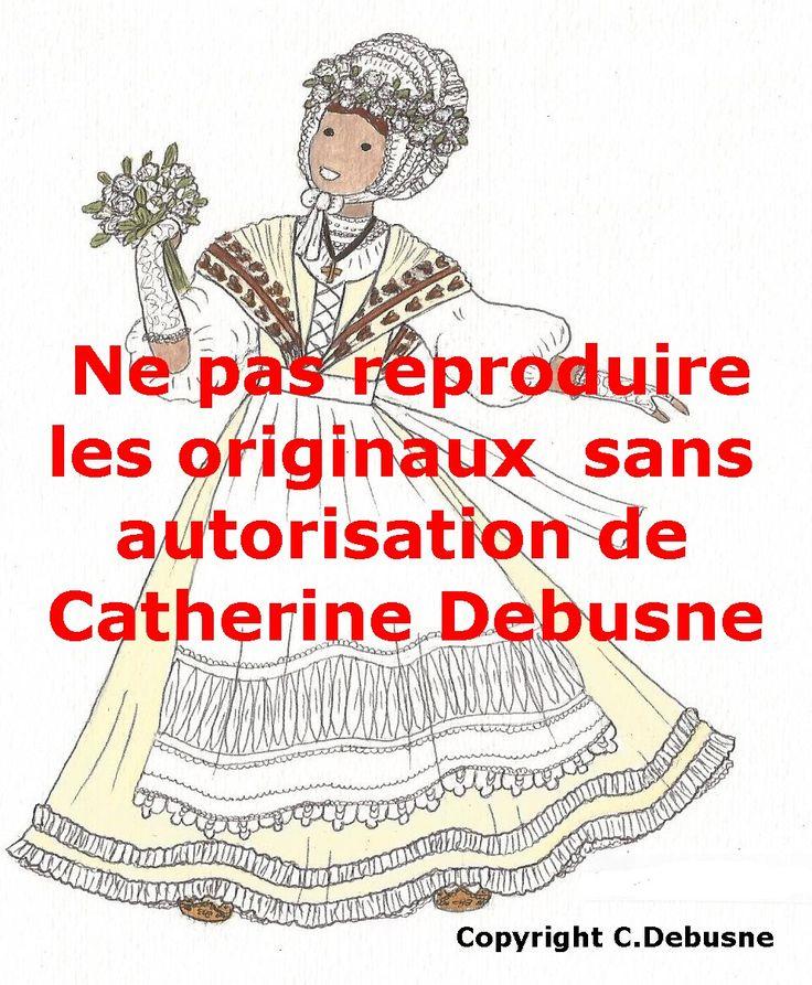Mariée de Franche Comté