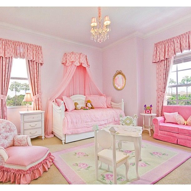 Girls bedroom? Ugh this is awesome! | PRINCESS BEDROOM Ideas ...