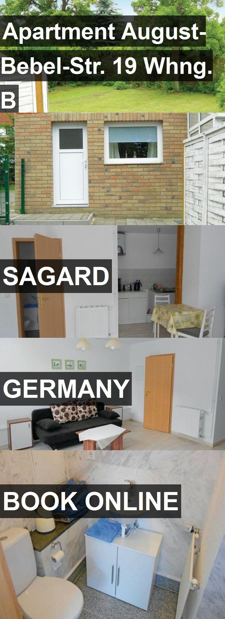 Hotel Apartment August-Bebel-Str. 19 Whng. B in Sagard, Germany. For more information, photos, reviews and best prices please follow the link. #Germany #Sagard #ApartmentAugust-Bebel-Str.19Whng.B #hotel #travel #vacation