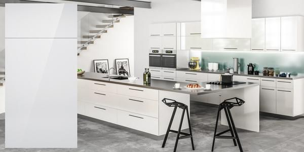 How To Stagger Kitchen Cabinets Assembled Kitchen Cabinets White Gloss Kitchen Solid Wood Kitchen Cabinets