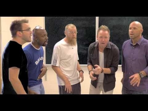 "Acappella ""Joshua Fought The Battle Of Jericho"" - YouTube"