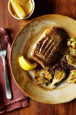José Andrés's Fried Baby Artichokes With Hake | Slow Food Fast - WSJ.com