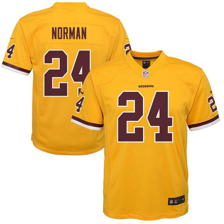 ... inexpensive josh norman washington redskins nike youth color rush game  jersey gold josh norman carolina panthers 915203c0f