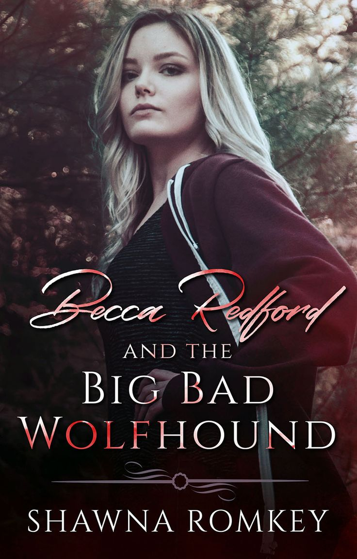 Becca Redford and the Big Bad Wolfhound part of the Other Worlds limited edition box set #yalit #pnr #romance #shifter #werewolf #slayer #wolfhound