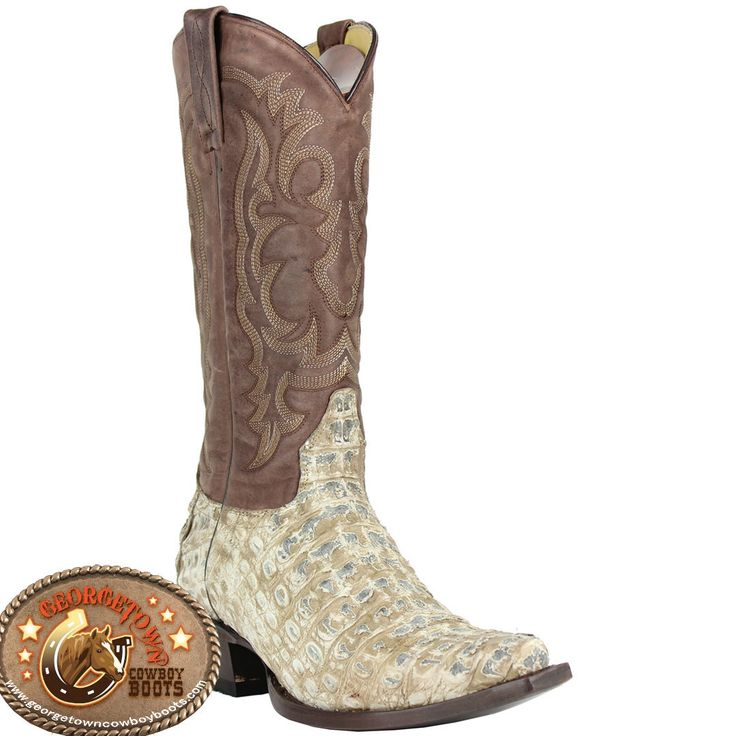 georgetowncowboyboots - Caiman Belly Snip Toe Mens Western Boots by Los Altos, $399.95 (http://www.georgetowncowboyboots.com/caiman-belly-snip-toe-mens-western-boots-by-los-altos/)