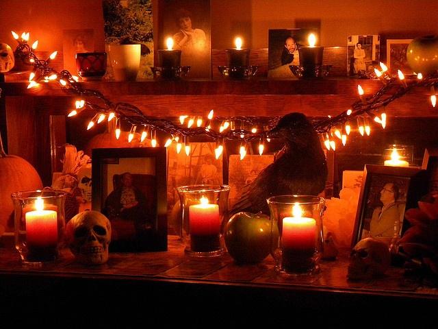 Altars:  Ancestor Altar. Sophia seeks haven with a voodoo priestess and sees her ancestor altar. Spell For Sophia by Ariella Moon. Book4, The Teen Wytche Saga. http://www.AriellaMoon.com