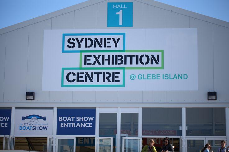 #Boatshow2014 #Sydney #Exhibition #Centre #GlebeIsland #EventTeam