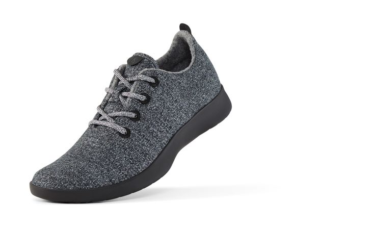 Men's Wool Runner in Natural Grey // #weareallbirds